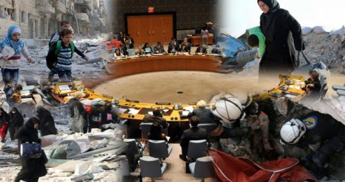 الأمم المتحدة مظلة لحماية مجرمي الحرب