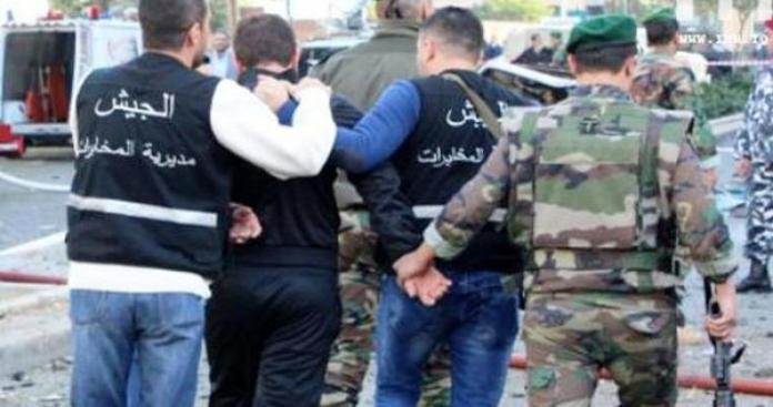 توقيف 17 سورياً جنوب لبنان