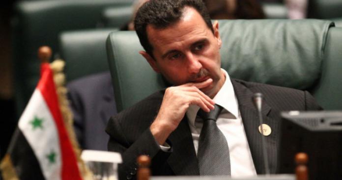 انقلاب الأسد في سورية