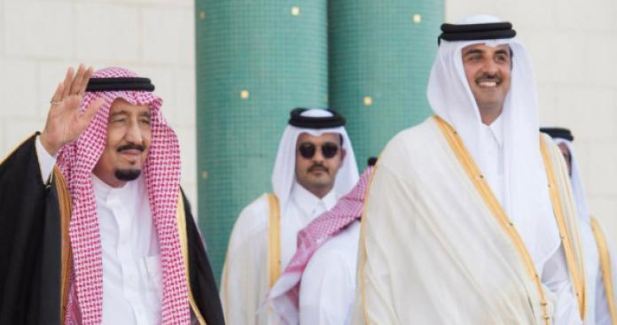 السعودية توجه رسالة عاجلة إلى قطر.. الملك سلمان يدعوكم لاجتماع في الرياض لإنهاء هذه الأزمة