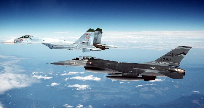 اتصالات روسية أمريكية مكثفة لمنع الصدام الجوي بسوريا