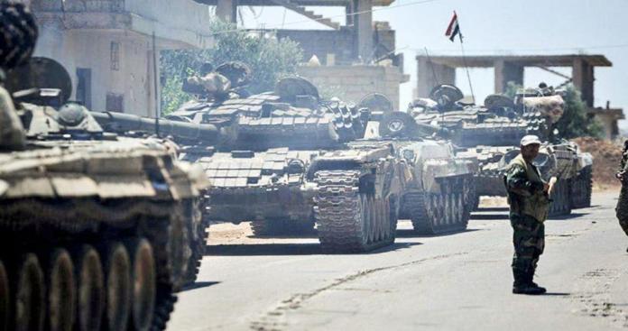 قتلى وجرحى للنظام في هجمات جديدة للمقاومة غربي درعا