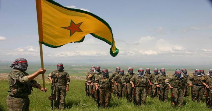 فصيل كردي تابع للجيش السوري الحر يستنكر هجمات YPG