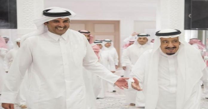 مفاجأة.. أمير قطر يتلقى دعوة من الملك سلمان لحضور القمة الخليجية في السعودية