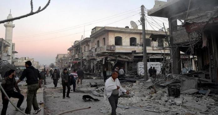 تركيا تحذر من انهيار العملية في سوريا جراء التصعيد العسكري بإدلب