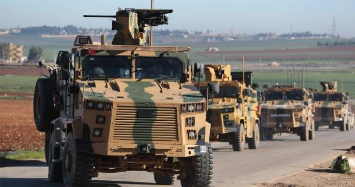 """تركيا تلغي تسيير دورياتها اليوم في إدلب.. وقيادي بفيلق الشام يكشف لـ"""" الدرر"""" الأسباب"""