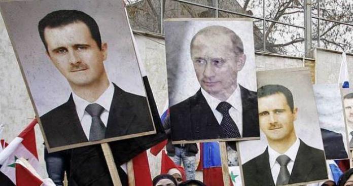 عاشت القومية العربية يسقط الشعب السوري!
