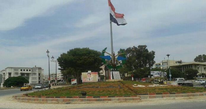 حادثة مثيرة في أحد أضرحة بانياس (صورة)
