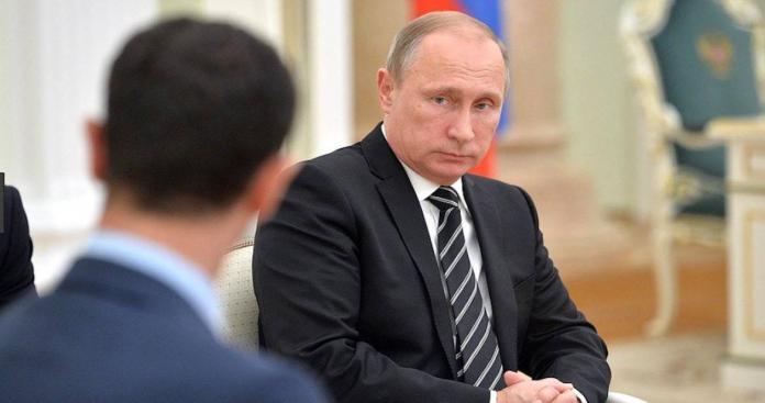 """صحيفة: الخلافات تدب في حلف روسيا و""""نظام الأسد"""".. هذه الأسباب"""