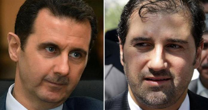 """بشار الأسد يوجه ضربة جديدة لـ""""رامي مخلوف"""""""