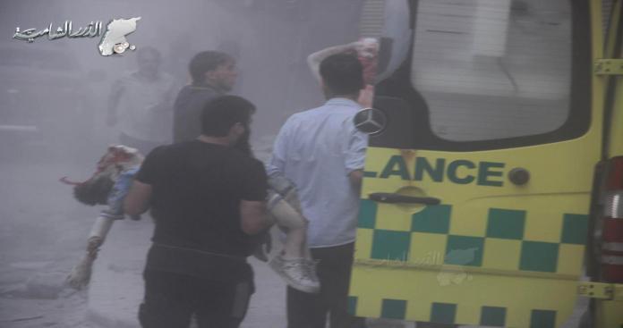 16 مدنيا حصيلة الضحايا المدنيين يوم أمس السبت