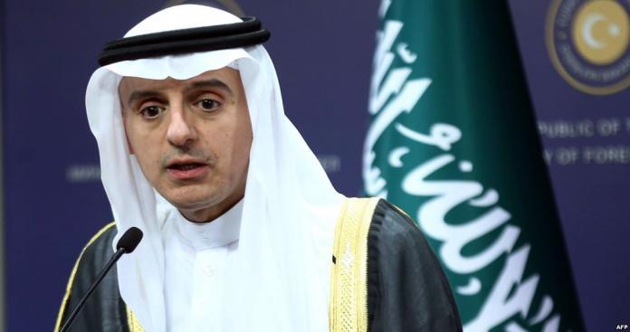 الجبير يؤكد على وجود خطة بديلة لإزاحة بشار الأسد