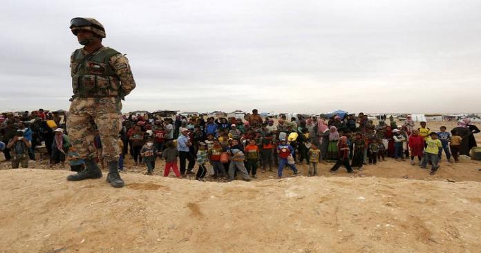 """بعد فتح معبر """"نصيب"""".. الداخلية الأردنية تصدر توجيهًا عاجلًا للاجئين السوريين"""