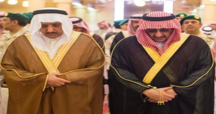 """هزة داخل """"آل سعود"""".. أوامر صادمة لـ""""بن سلمان"""" ضد محمد بن نايف وأحمد بن عبدالعزيز"""