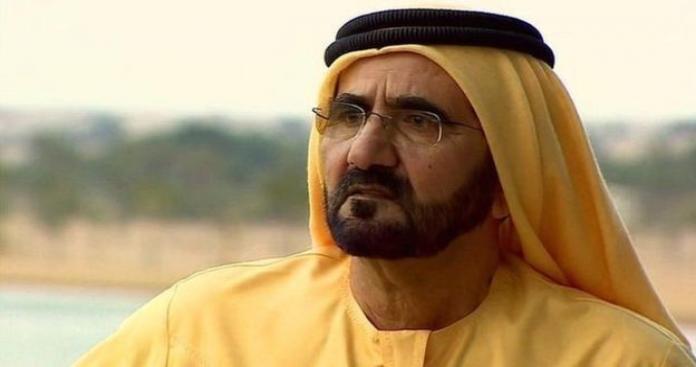 """حاكم دبي يفتح النار على ضاحي خلفان و""""المزروعي"""" والمغردين المقربين من """"ابن زايد"""""""