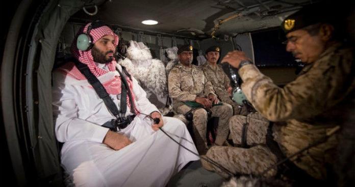 """مصدر يفجر مفاجأة عن قرار لـ""""محمد بن سلمان"""" بشأن القوات السعودية على خطوط النار"""