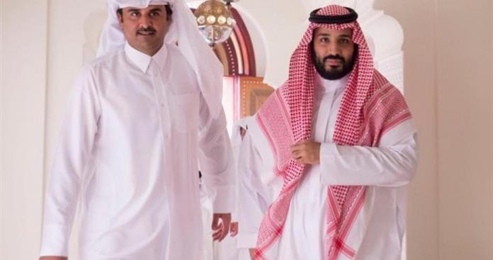 تميم بن حمد يتحدى محمد بن سلمان.. بيان عاجل من قطر يتضمن طلبًا إلى السعودية