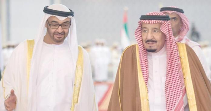 """انقلاب داخل قصور الإمارات بعد غضب """"الملك سلمان"""".. وقرار عسكري عاجل"""