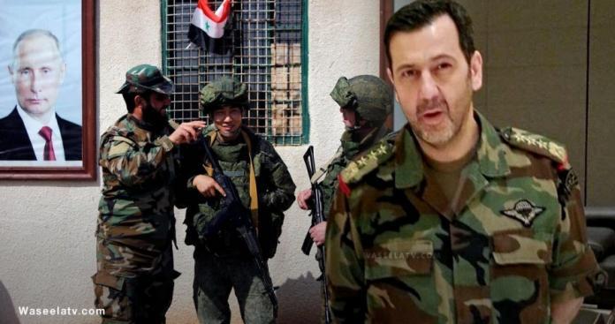 """قيادي في الجبهة الوطنية يكشف سر ظهور """"جميل الحسن"""" و""""ماهر الأسد"""" المفاجئ على جبهات حماة"""