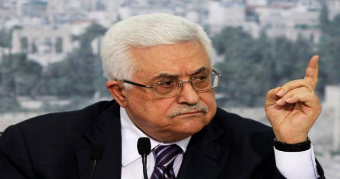 """""""عباس"""" يوبّخ وزيرًا فلسطينيًا: """"ضب علمك عندك وما تكتر برم"""" .. والسبب؟"""