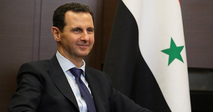 """""""الفايننشال تايمز"""": """"ترمب"""" وجَّه أمرًا للدول العربية والخليجية بشأن بشار الأسد"""