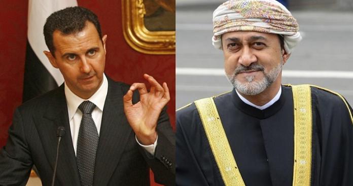 سفير بشار الأسد في سلطنة عمان يكشف عن هجرة قريبة من دمشق إلى مسقط