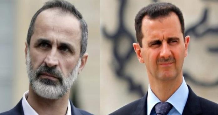 """معاذ الخطيب يعلن عبر """"CNN"""" مبادرة لحل الأزمة السورية.. ومفاجأة غير متوقعة عن وضع بشار الأسد فيها"""