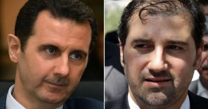 صحيفة: بشار الأسد يلجأ لأسلوب محمد بن سلمان مع رامي مخلوف