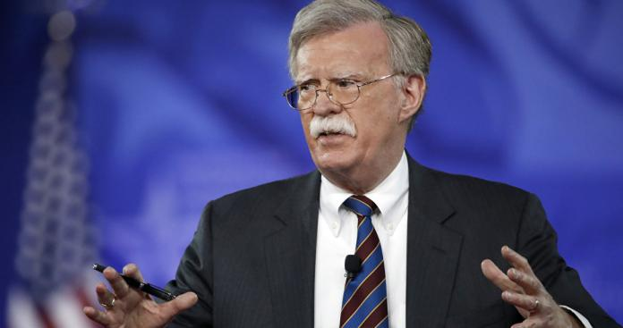 رويترز: جون بولتون أبلغ الأتراك قرار أمريكا بشأن قاعدة التنف
