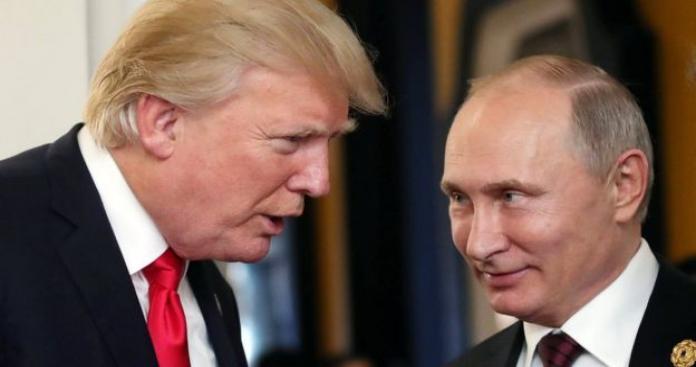 """""""الكرملين"""" يحسم الجدل بشأن اتفاق """"بوتين"""" و""""ترامب"""" حول إخراج إيران من سوريا"""