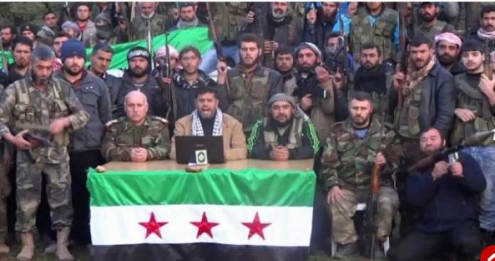 """فصائل جديدة في الجنوب تنضم لـ """"الجبهة الوطنية لتحرير سوريا"""""""