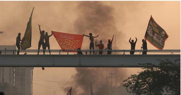هل بدأ الهلال الشيعي يحترق فعلاً؟