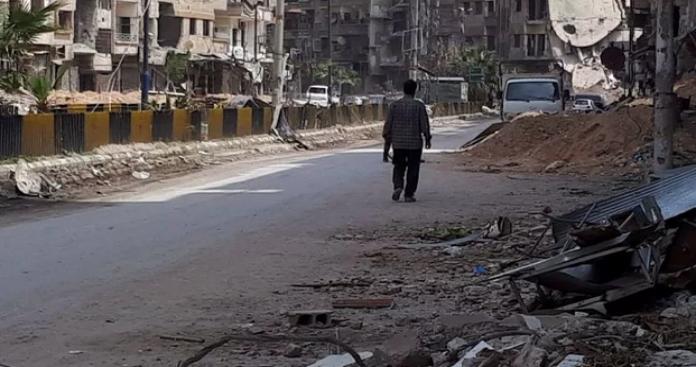 نظام الأسد يعتقل عشرات التجار في ريف دمشق لابتزاهم ماليًا