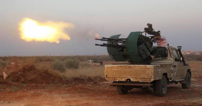 """""""تحرير الشام"""" تحبط هجومين لقوات الأسد وميليشيات إيران على محور الكبينة باللاذقية خلال 24 ساعة"""