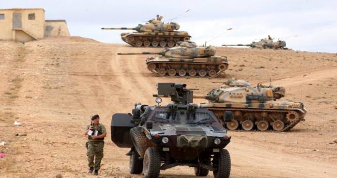تركيا: سنبدأ هجومًا عسكريًا على عفرين خلال يومين
