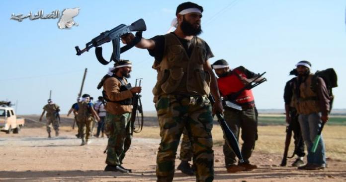 سبعة قرى استعادها الثوار من تنظيم الدولة شمالي حلب