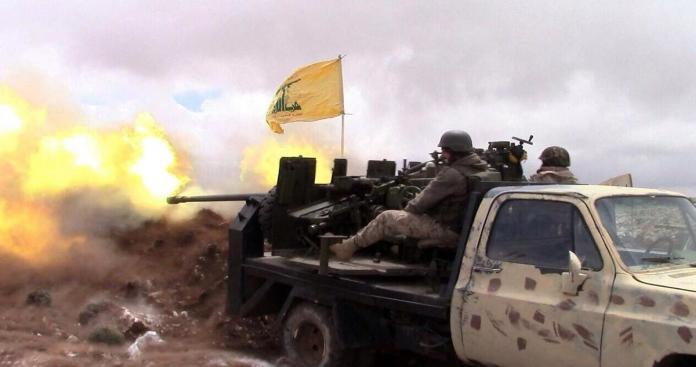 """تجدد الاشتباكات بين ميليشيات حزب الله """"اللبنانية"""" وقوات النظام في القلمون"""