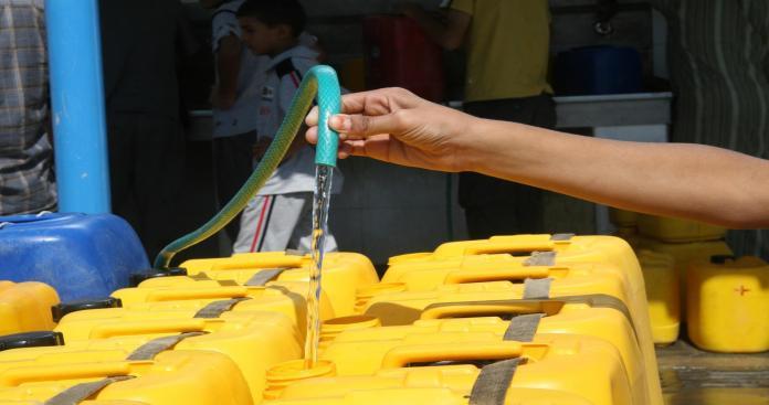تحذيرات من تفاقم أزمة المياه في غزة