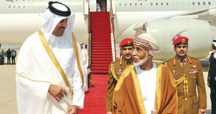 تصريحات مفاجئة لسفير قطر في عُمان عن السلطان قابوس بعد أنباء عن وفاته سريريًا