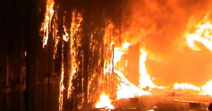 سورية تحترق