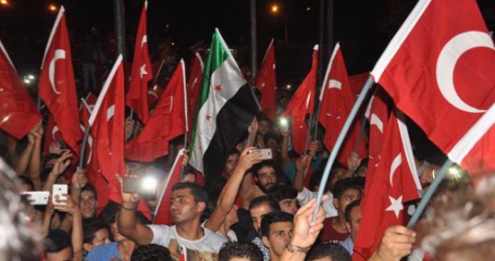 """بعد أحداث إسطنبول.. """"السوريون ليسوا وحدهم"""" هشتاج تركي يجتاح تويتر"""