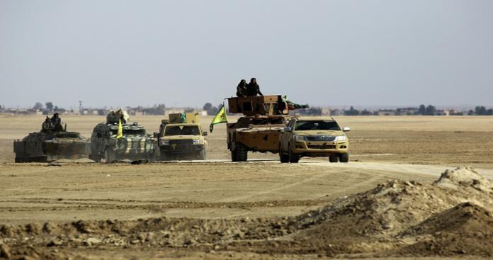 """""""قسد"""" تتقدم مجددا شرق ديرالزور وسط استمرار نزوح المدنيين"""