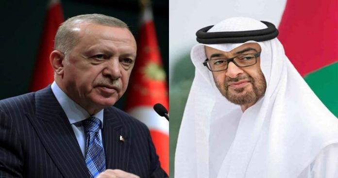 """مستشار رئيس الإمارات يكشف عن نتائج اتصال محمد بن زايد بـ""""أردوغان"""""""