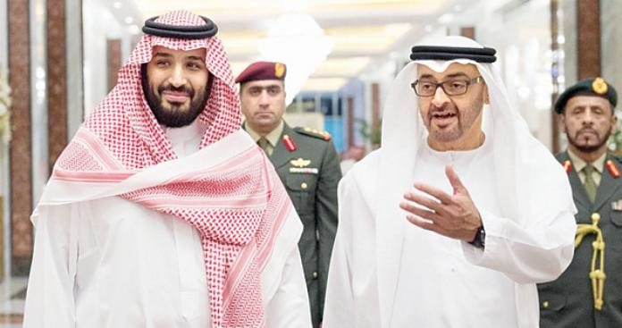 باحث سوري يكشف مخطط خطير لولي عهد أبو ظبي ضد السعودية بالتعاون مع إيران