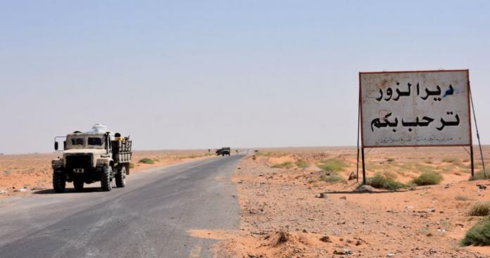 اجتماع بين قيادات عسكرية روسية وأمريكية في دير الزور.. والكشف عن نتائجه