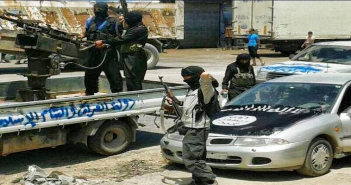 سيطرة دولة العراق والشام على المطاحن في منبج بمحافظة حلب