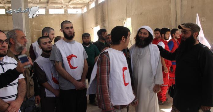 الدرر الشامية تكشف عن صفقة تبادل أسرى بين الثوار والنظام