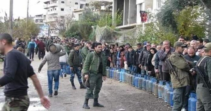صحيفة موالية تكشف الواقع الكارثي بمناطق الأسد