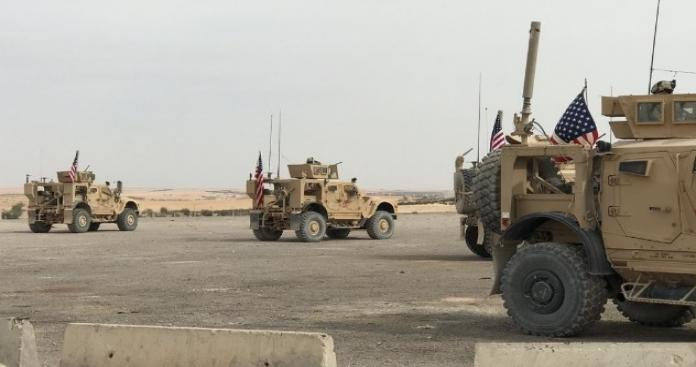 """انفجار يستهدف دورية مشتركة للقوات الأمريكية وميليشيا """"الوحدات"""" وسط منبج (صور)"""