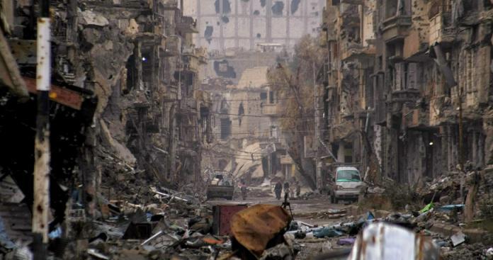 شاب يستدرج حماته لمنطقة مهجورة في دير الزور.. ارتكب معها هذه الجريمة ثمَّ قتلها وأحرق جثتها